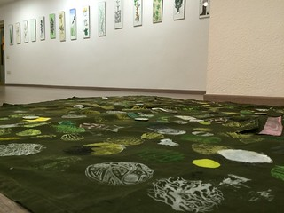 Expo: AdentrArte en un bosque ilustrado