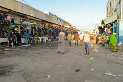 Les Caisses market