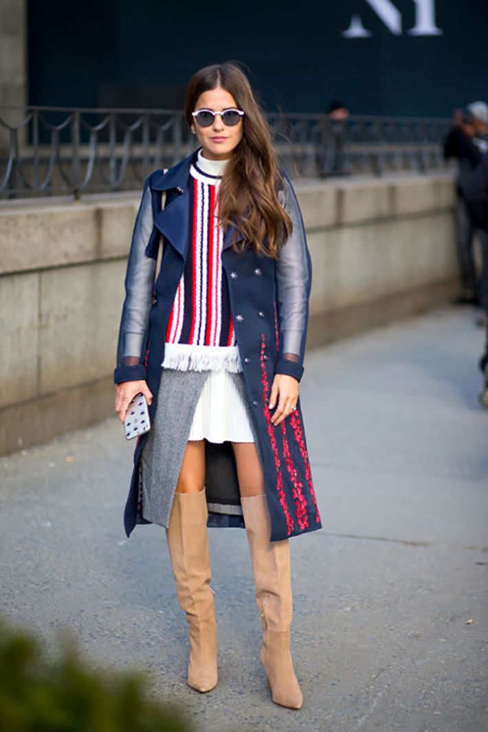 New York Fashion Week street style outfit fashion inspiration7