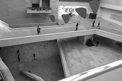 National Gallery of Art East Building by I M Pei
