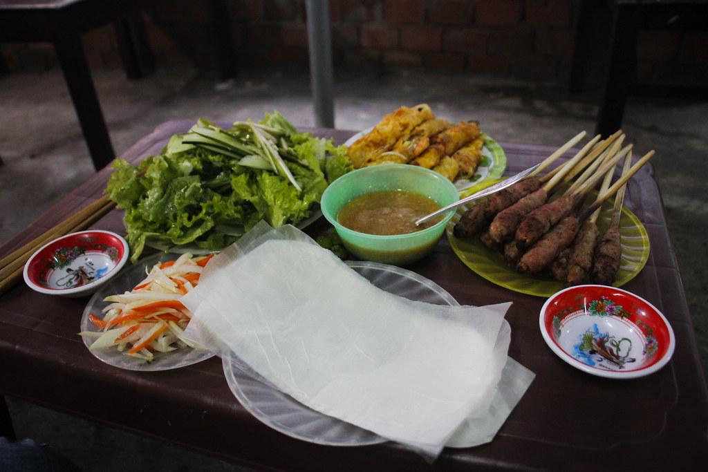 mad i Danang, Vietnam
