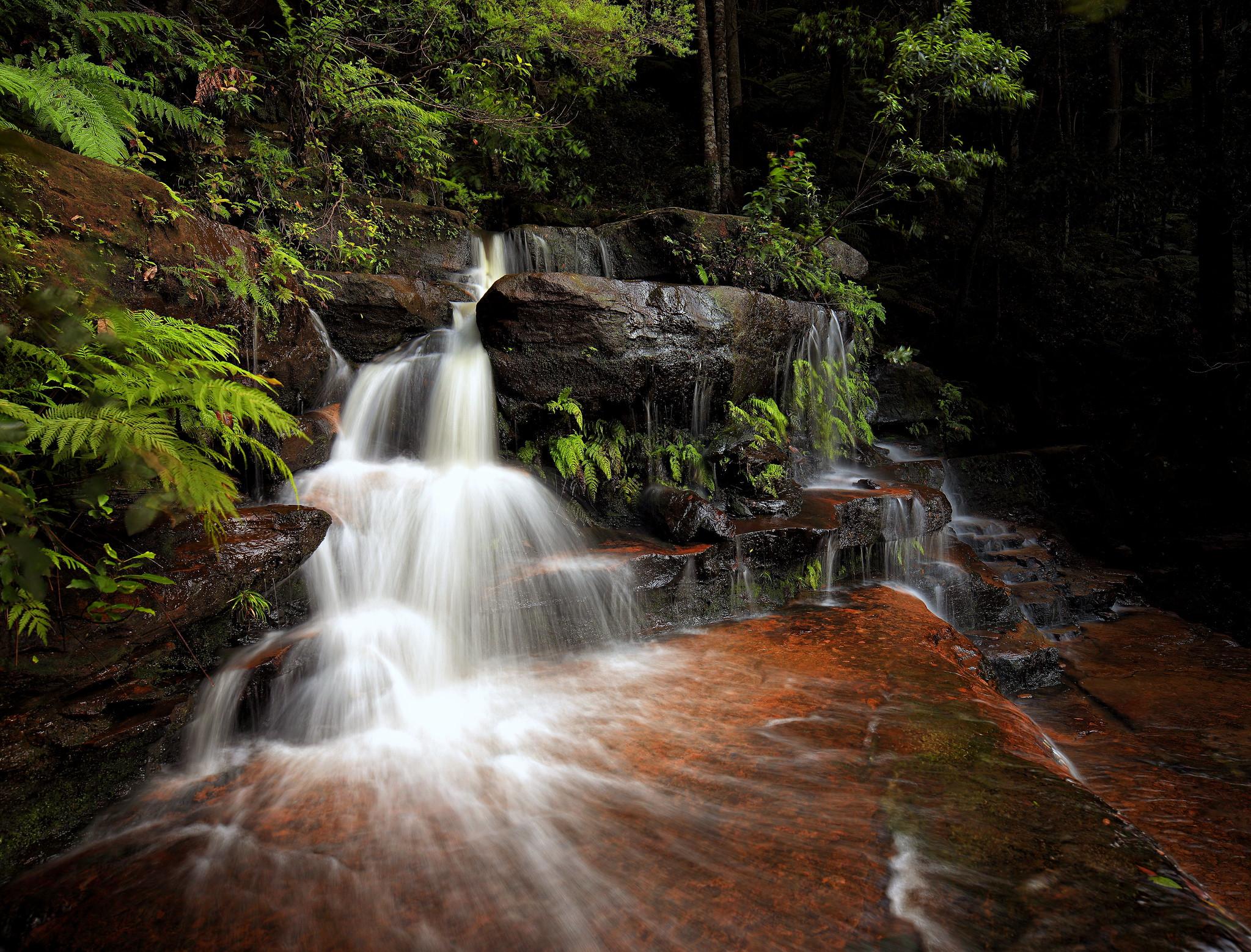 Britannia Falls, Australia [2048x1559]