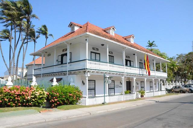 Casa Museo Rafael Núñez, Cartagena, Colombia