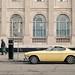 Yellow Volvo in Oakland by Robert Ogilvie