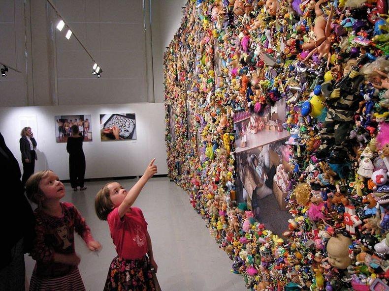 Toy Story︰中國女工與她所製作的玩具20