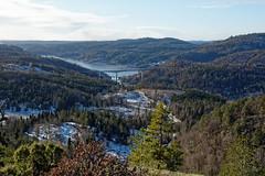 Gaukåsen view