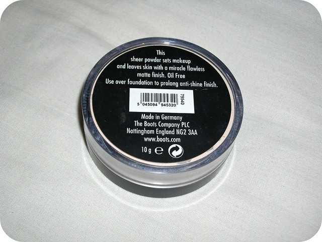 Seventeen Miracle Matte Powder