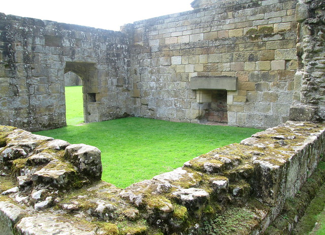 Mount Grace Priory Cell Ruins