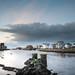 Ayr Harbour.