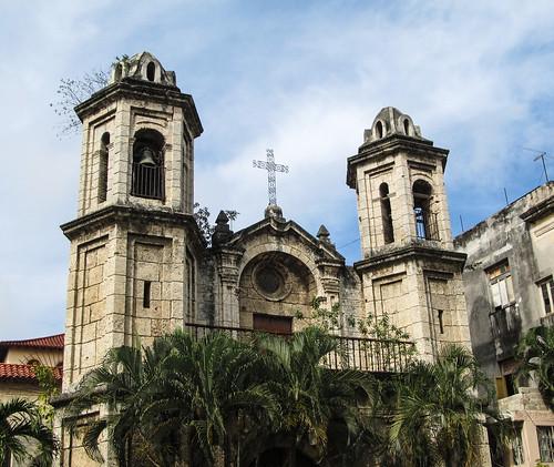 La Havane: l'égise du Christ