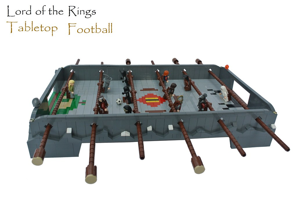 Lord of the Rings Tabletop Football
