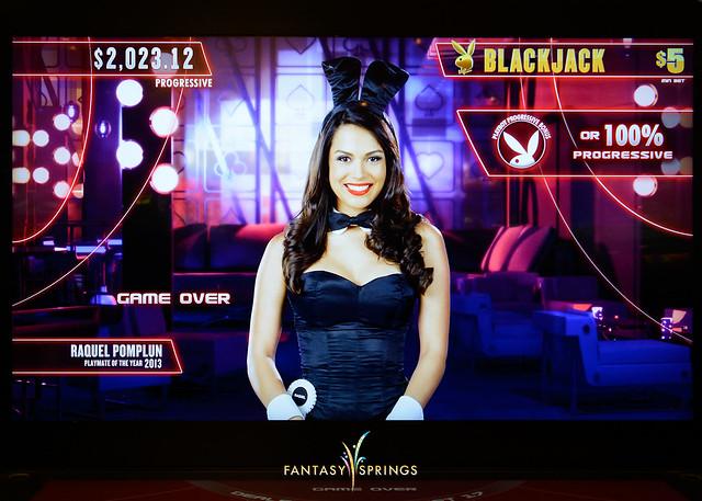 Playboy Bonus Blackjack