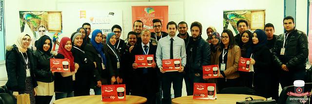 Entrepreneur Café Tunis@15ème Meeting