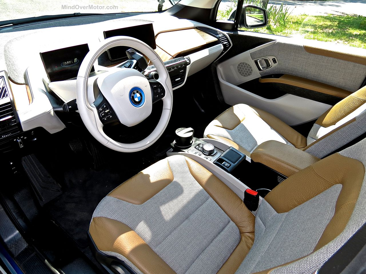 BMW i3 Electric Car Review 7