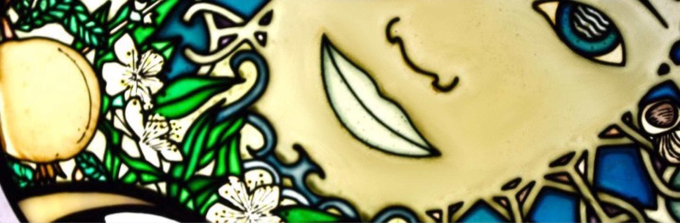 vetrata Afrodite