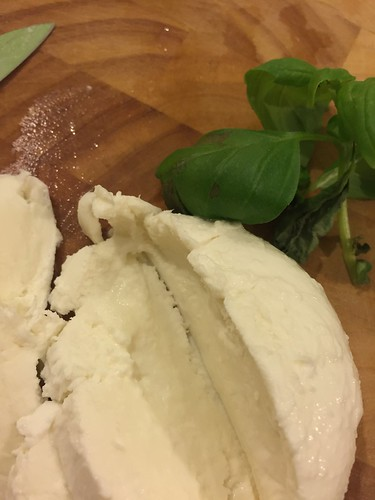 Fresh Mozzarella and Basil