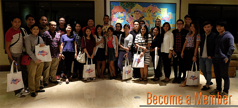 Cebu Bloggers Society Membership