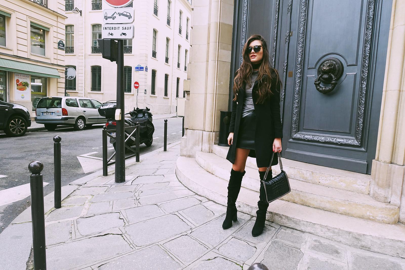 classic outfit paris 2