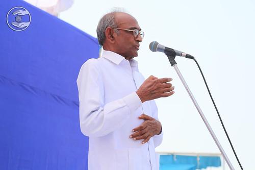 SNM Branch Sanyojak, Kanhiya Lal from Rewari