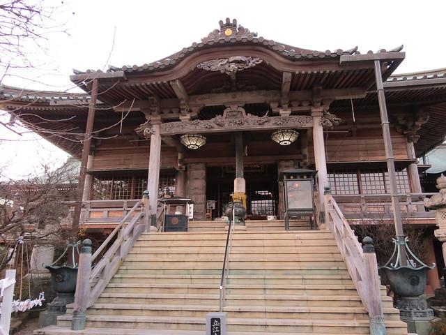 Tatsue-ji, Tokushima