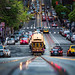 """""""Cable Car on California Street""""- San Francisco, CA by Nicholas Steinberg photography"""