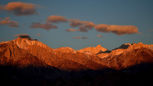 Mt. Whitney Dawn