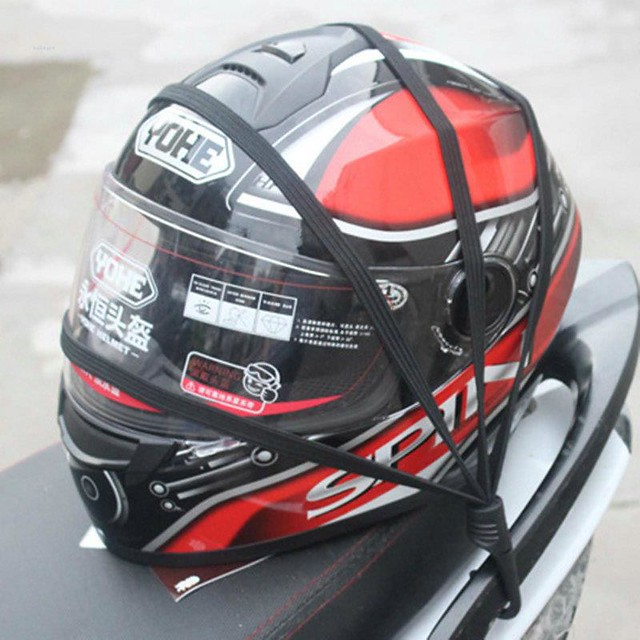 Helmet Tie Down Straps