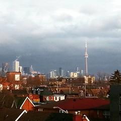 Good evening #Toronto.