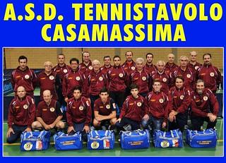 Tennis tavolo Ennio Cristofaro