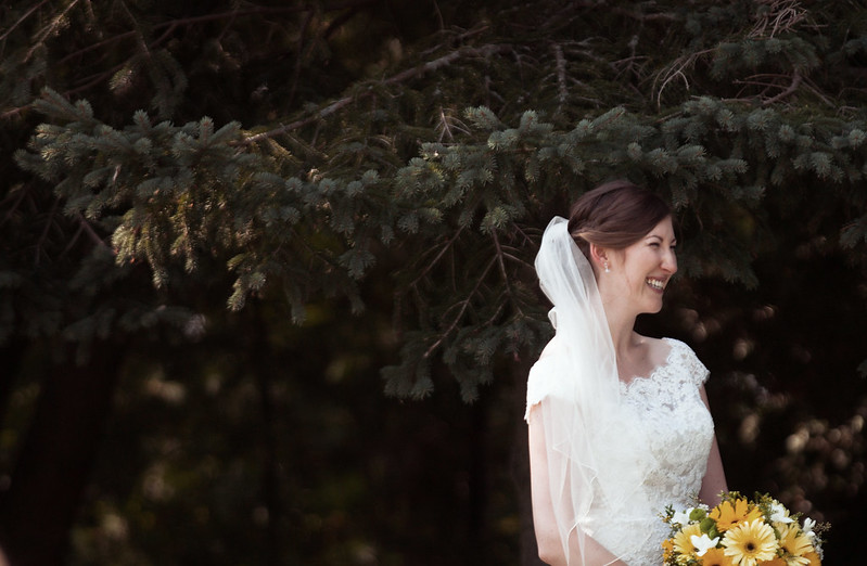 Chatelle & Dan | Cottage Country Wedding