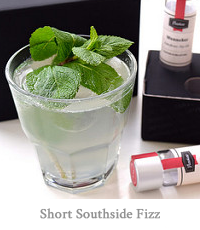 Short Southside Fizz