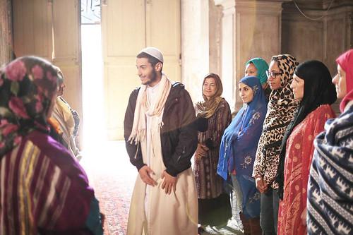 映画『モスクでピッツァ!?』より ©2015 BOLEROFILM