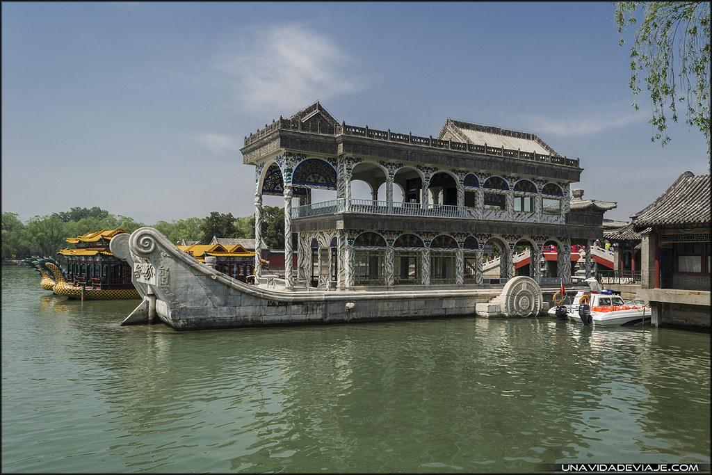 Palacio de Verano pekin