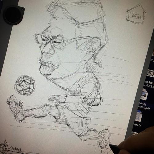 Sketch 1......