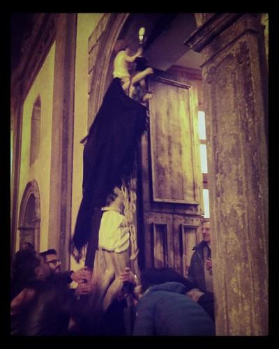Non ritratti di Devozione (processione del venerdì santo)
