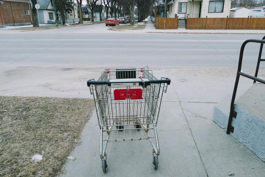 stow away cart