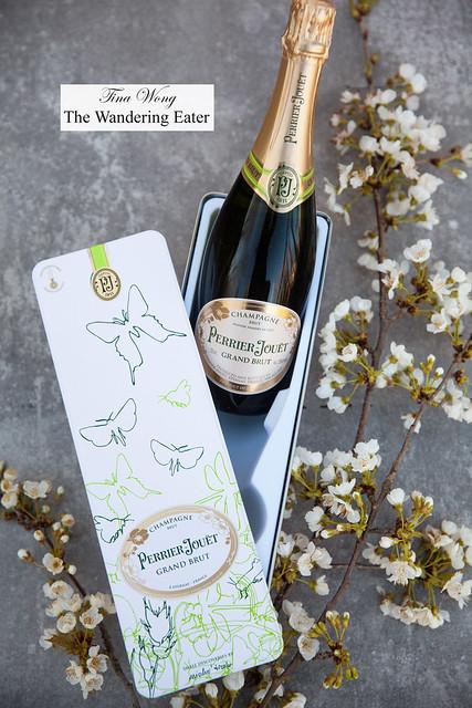 Perrier-Jouët Champagne Brut Champagne