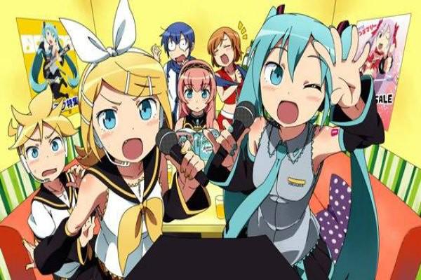 Karaoke Anime en Madolche Maid Cafe