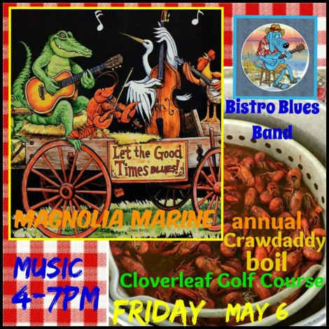 Bistro Blues Band 5-6-16