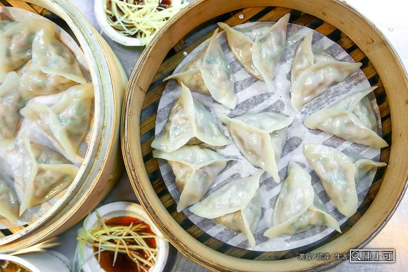 台北小吃︱台北熱炒,現做蒸餃 @陳小可的吃喝玩樂