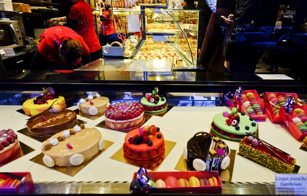 Pâtisserie in Victor Hugo