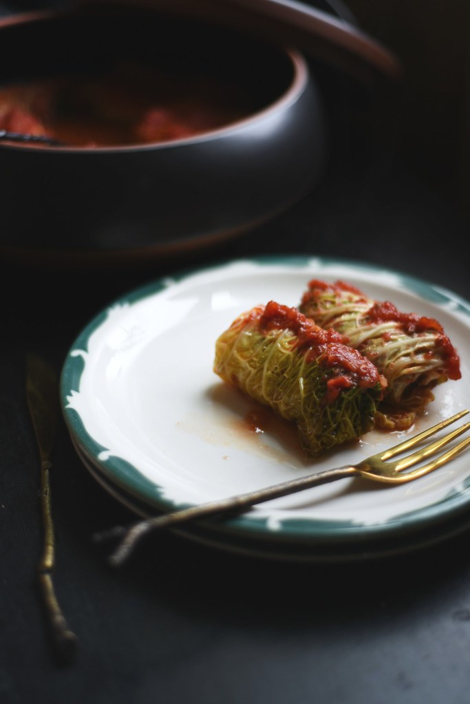 Stuffed Cabbage Casserole
