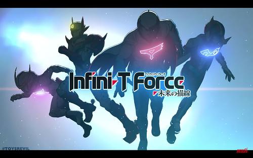 Infini-T-Force-MANGA-1