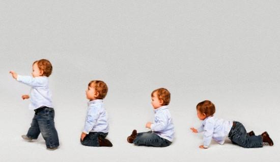 An toàn cho trẻ: Trước khi trẻ tập đi 1
