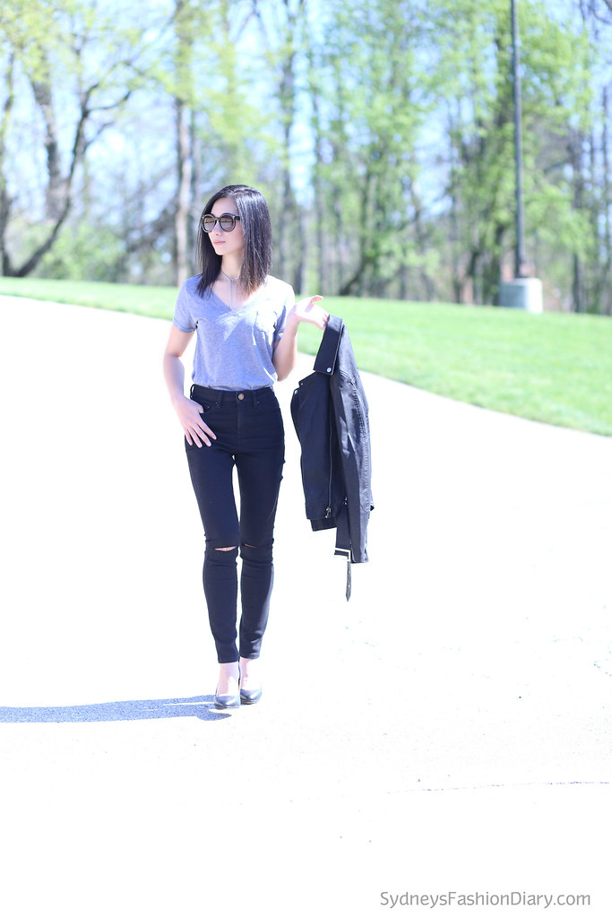PetiteHighWaistedJeans_SydneysFashionDiary