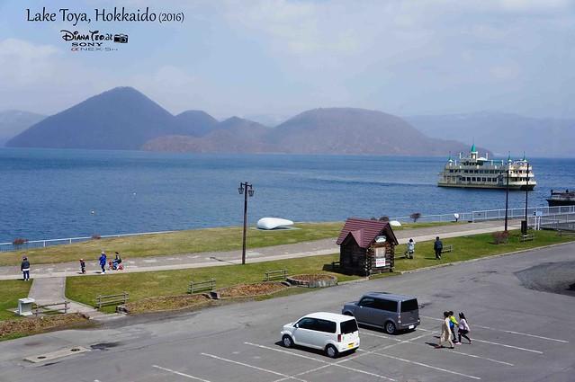 2016 Japan, Hokkaido - Lake Toya 01