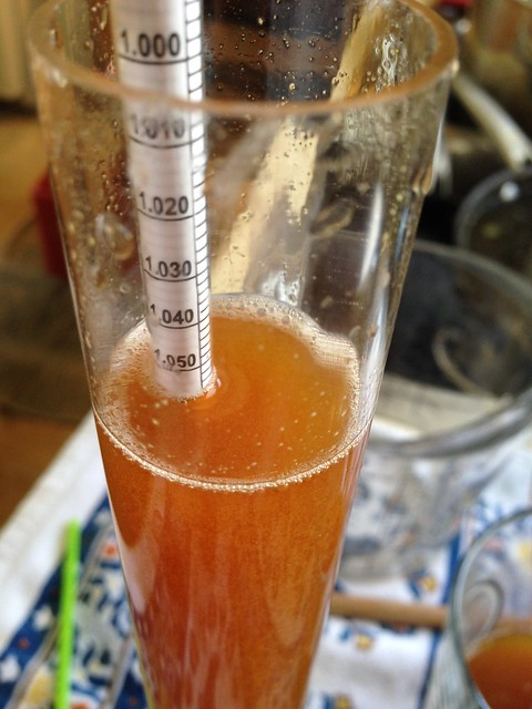 """""""Simply Bitter"""" brew day"""