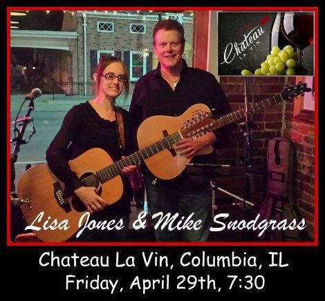 Lisa Jones & Mike Snodgrass 4-29-16