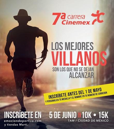 7a Carrera Cinemex
