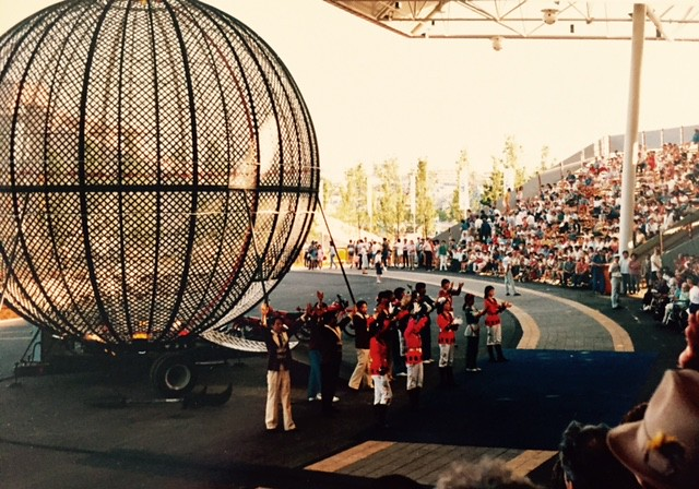 Timewarp: A look back at Expo 86